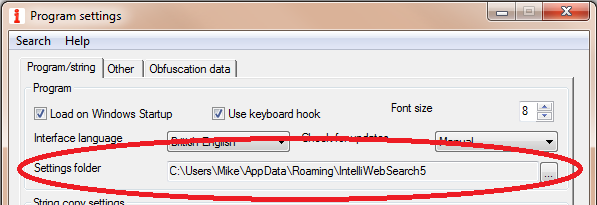 settings-folder