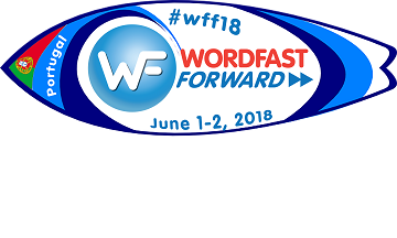 Delighted to Sponsor Wordfast Forward 2018