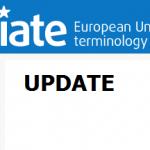 IATE update