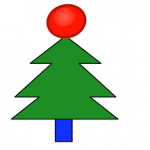IntelliWebSearch Christmas tree